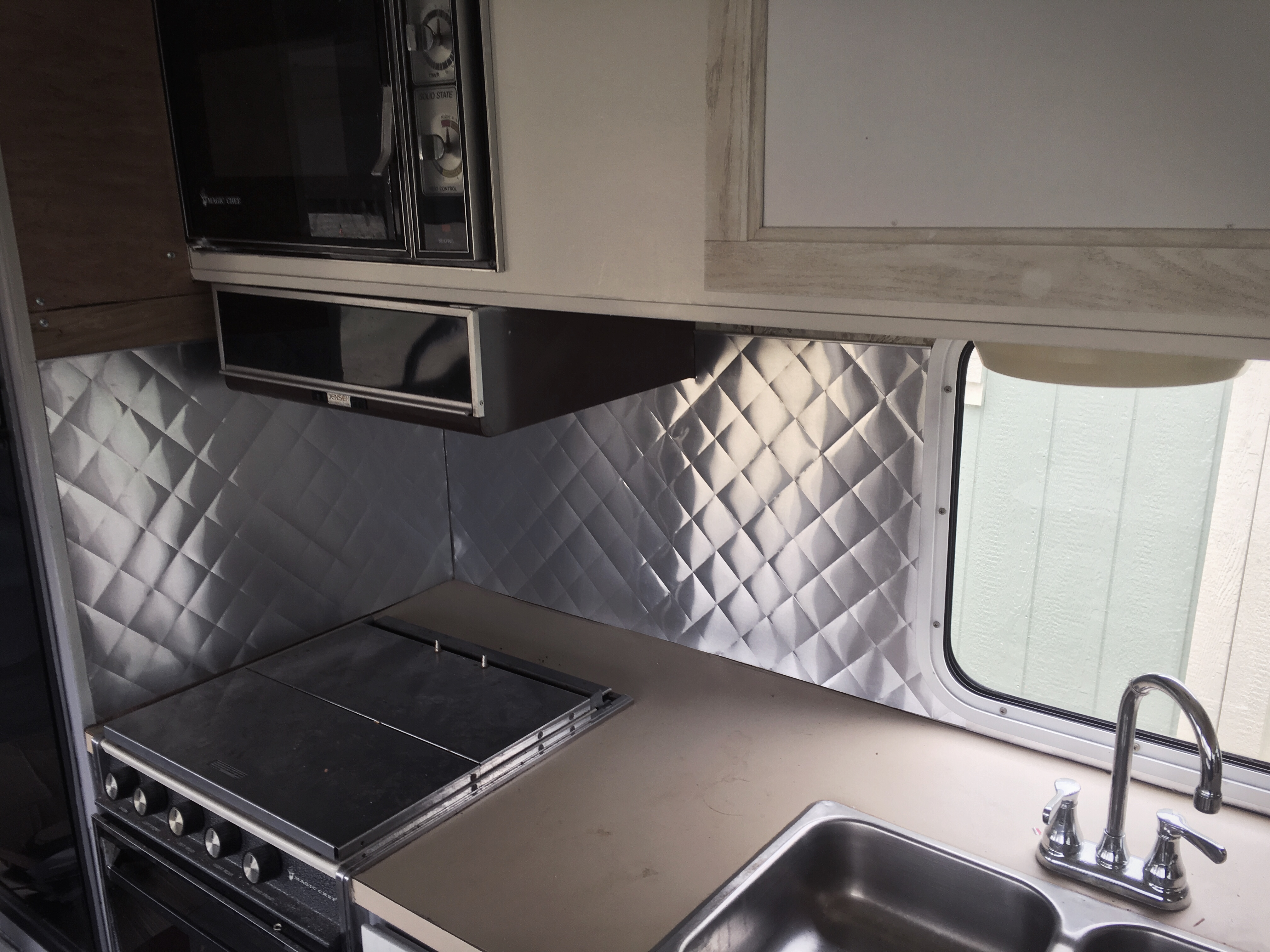 Picture of Competed Look and Optional Trim