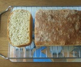 No-Knead Bread in a Bag - Lazy Bread Recipe
