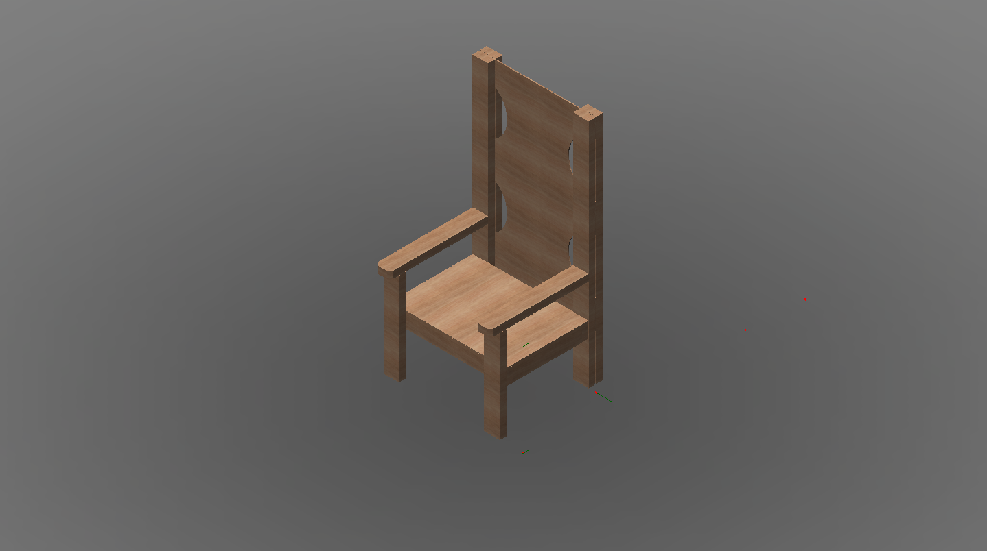 Picture of Electric Chair on a Budget