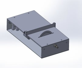 Arduino Controlled Mini Table Saw