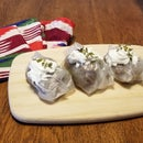 Making Mantu (Tajik Dumplings)