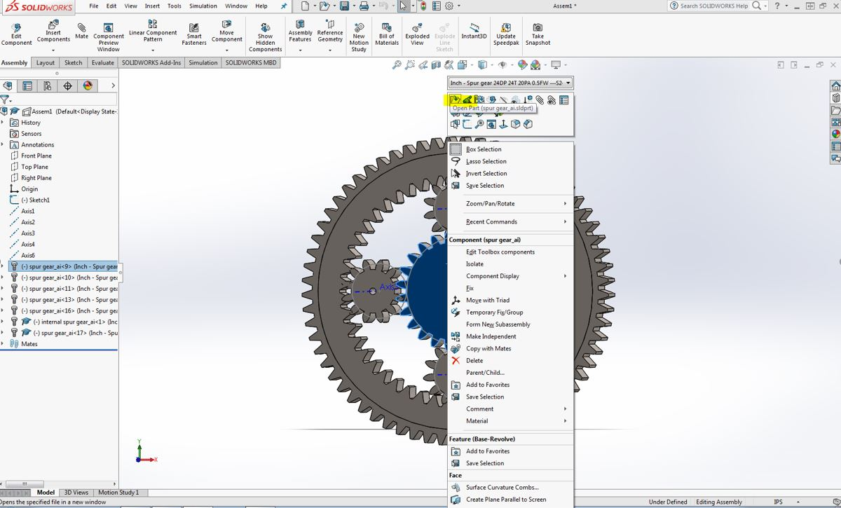 Picture of Part 5: Saving Gears for Laser Cutting