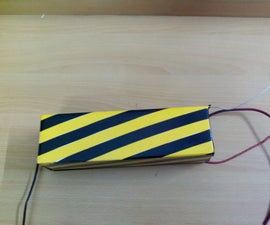 Easy High Voltage Power Supply