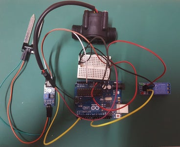 Connect the Relay to Arduino UNO