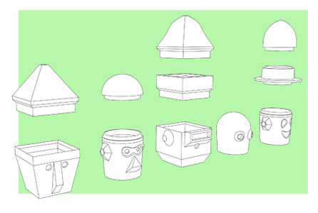Download the Design for Your 3D Printer.