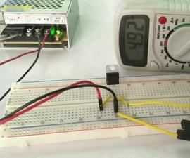 5v Voltage Regulator  7805  Voltage Regulator IC