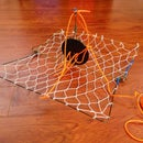 Wire Coat Hanger Casting Crab Trap