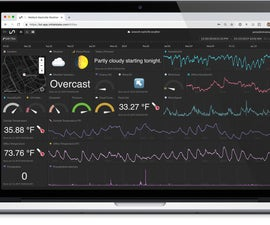 Build a Weather Dashboard Using Dark Sky API