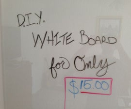TQR How To Create a White board
