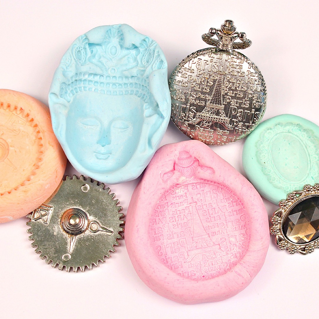 Picture of Make Your Own Silicone Molds