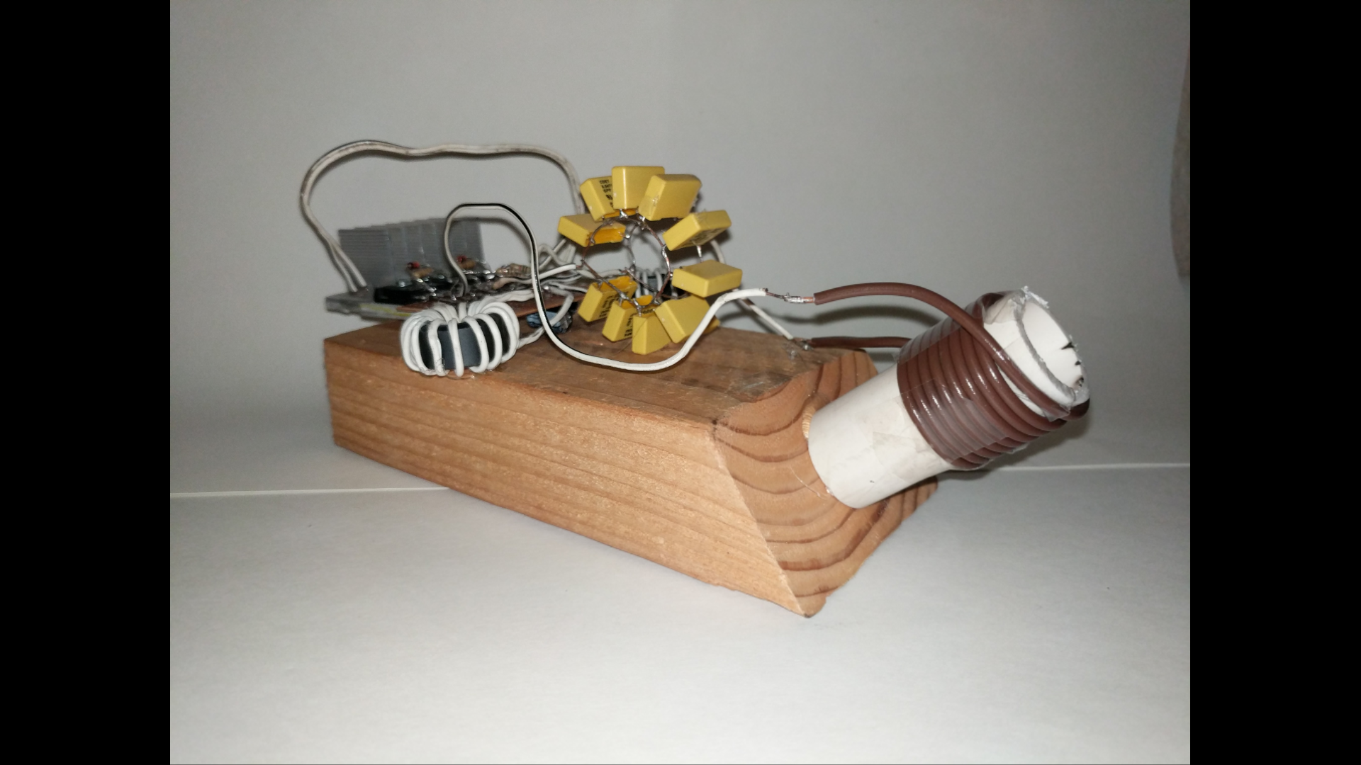 Picture of DIY Induction Heater