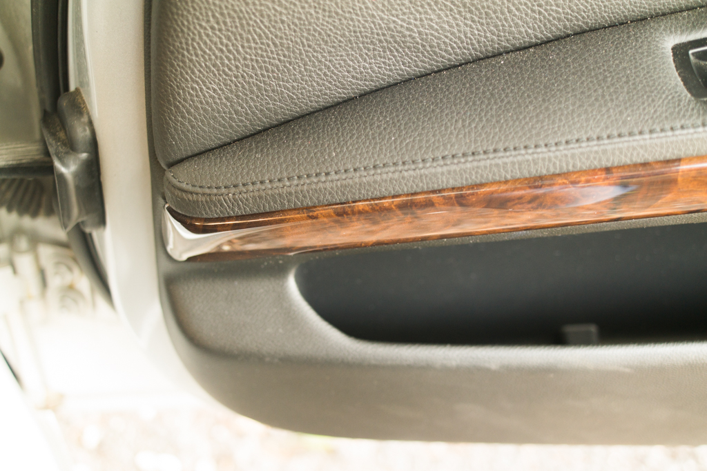 Picture of Wood Trim Removal
