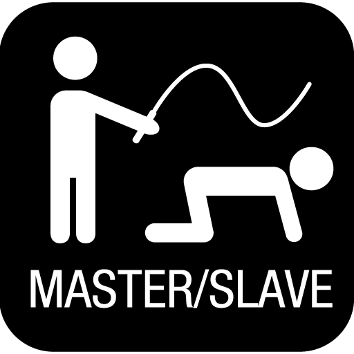 Picture of Master and the Slave (I²C)