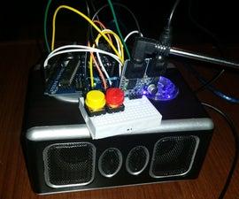 DIY FM Radio (TEA5767)