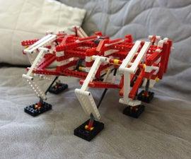 Lego Trotbot