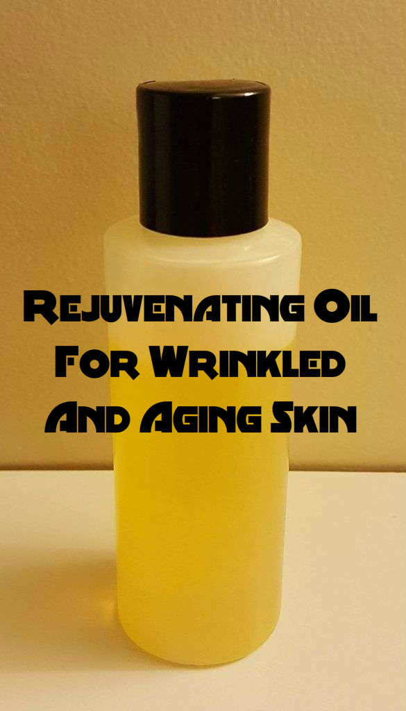 Picture of Rejuvenating Oil for Wrinkled and Aging Skin