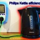 Water Kettle Efficiency Test