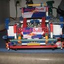 My K'nex Trophy truck