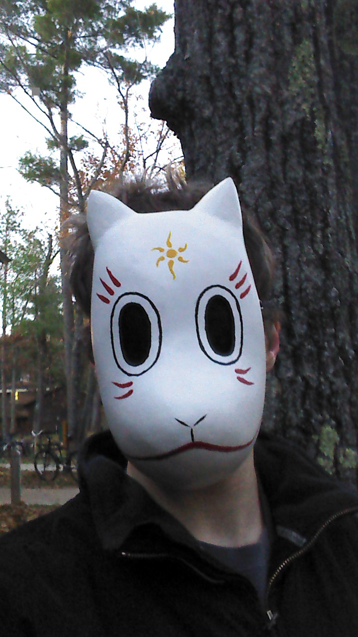 Picture of Make a Professional Quality Mask for $15 (and a Lot of Elbow Grease)