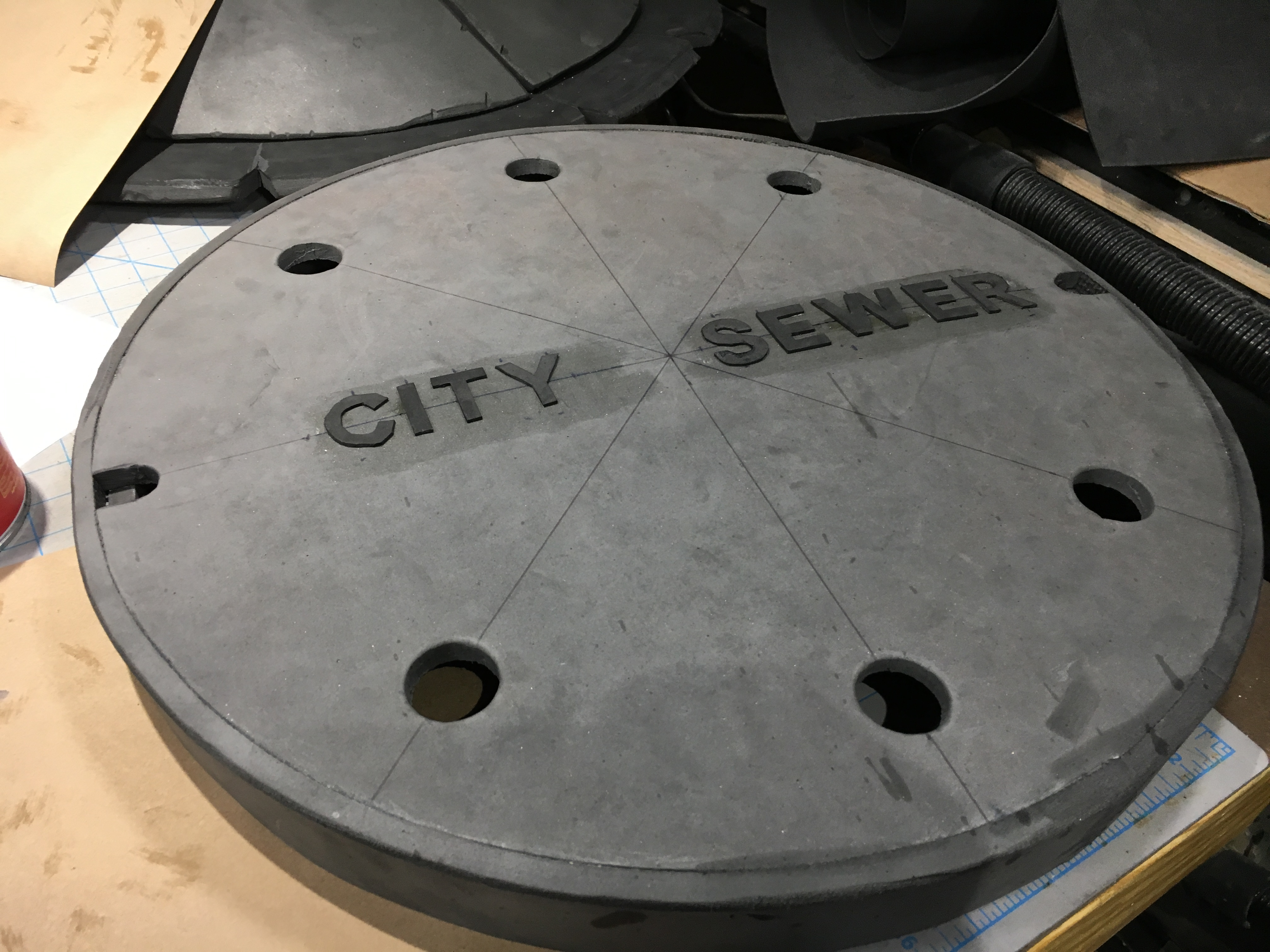 Picture of The Manhole Cover