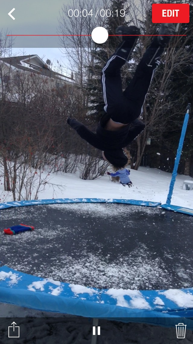 Picture of Frontflip 180