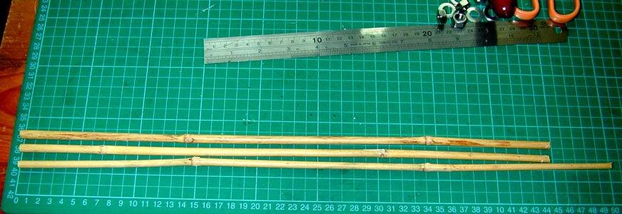 Cut Sticks to Length