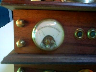 Ornamental Moving Meter