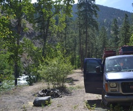 The Snail, Our New VanHome