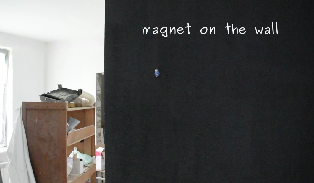 Picture of Convert Your Wall Into Magnetic Dashboard