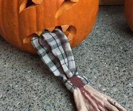 The Carnivorous Pumpkin