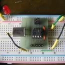 pic 12f675 mini protoboard