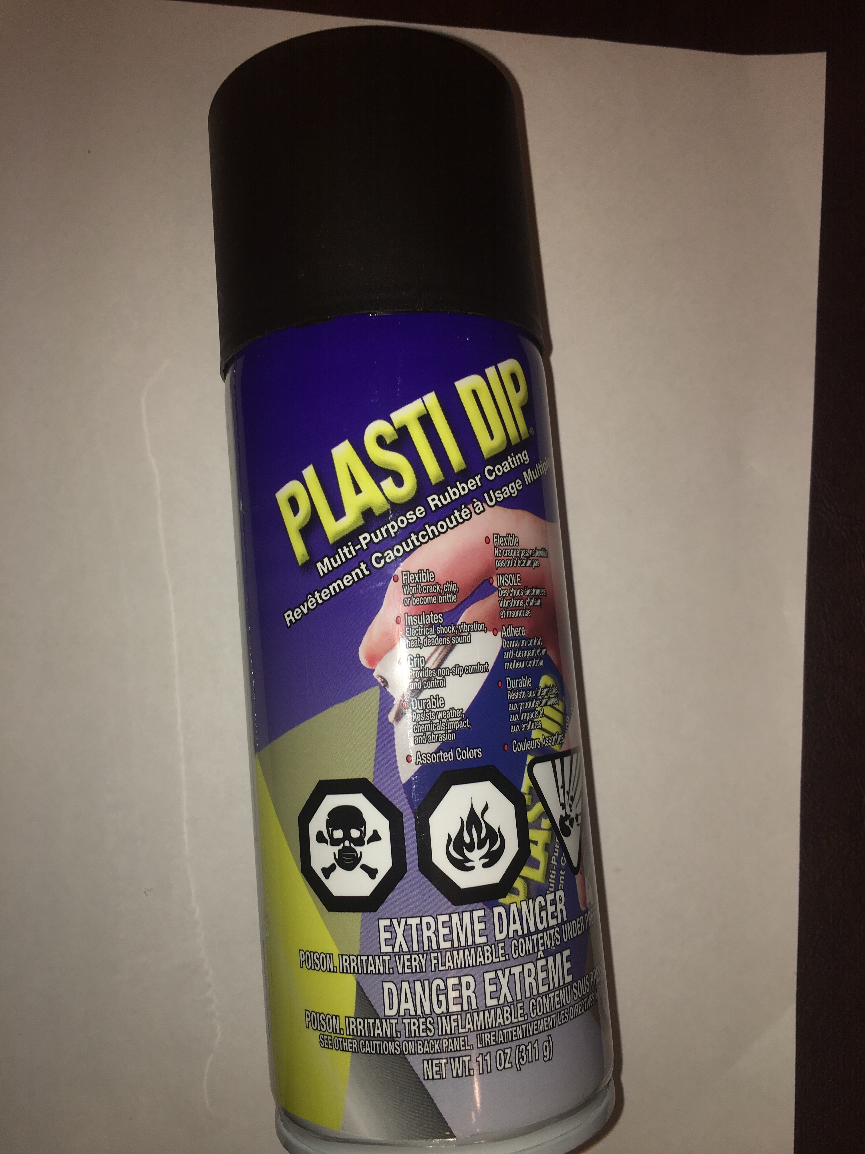 Picture of Plasti Dip/paint Your Armour
