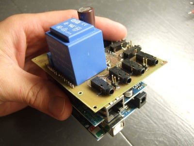 Mod the Power Monitor Shield