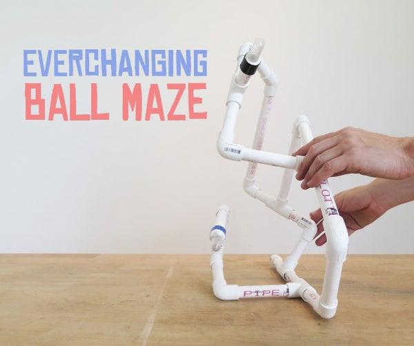 Everchanging Ball Maze