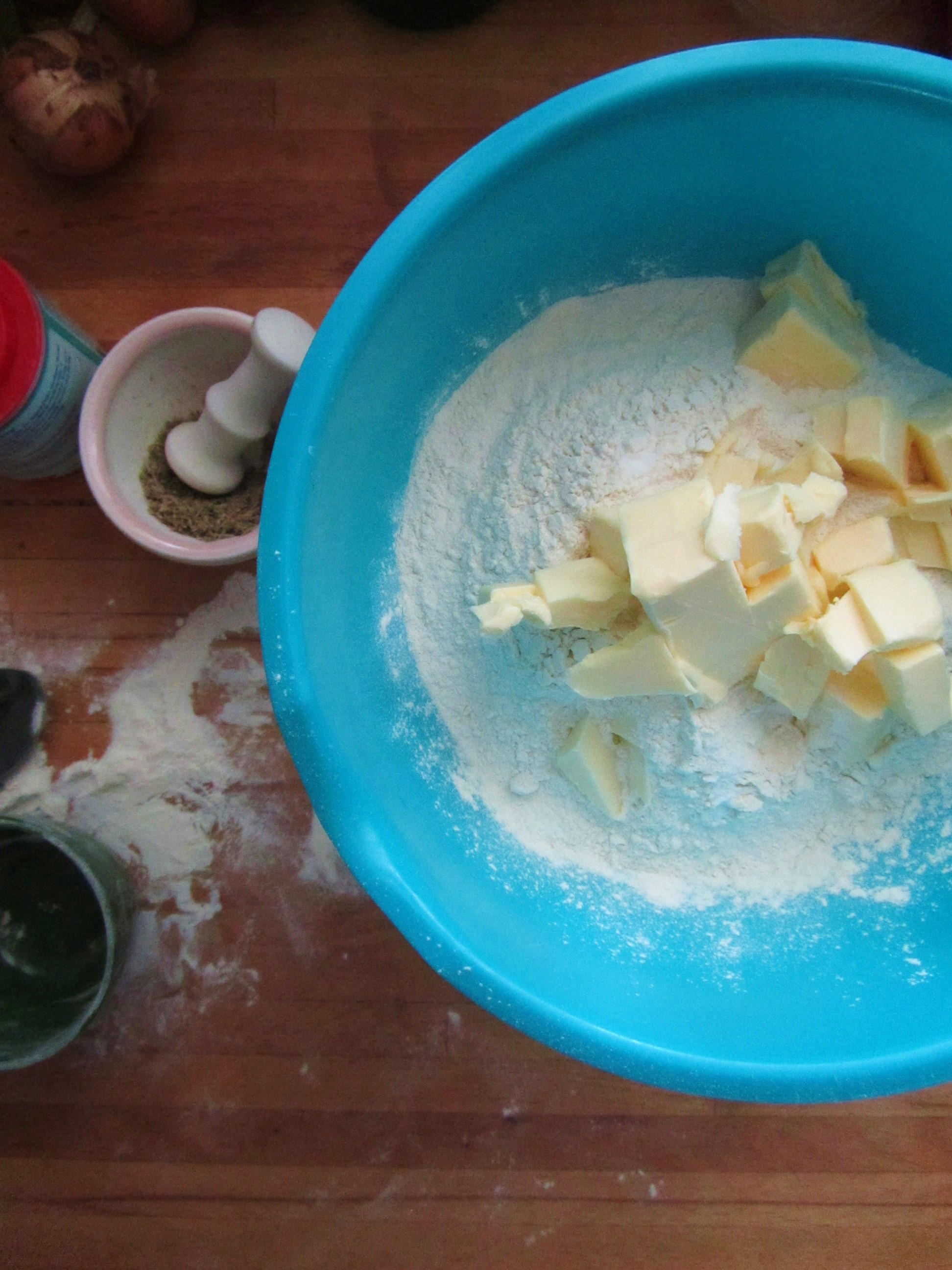 Picture of Rub in the Butter