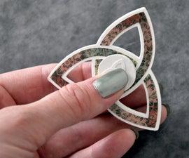 Paper Fidget Spinner