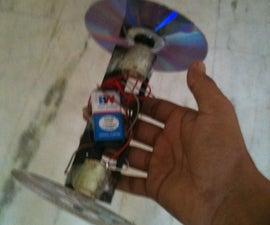 cd rounder