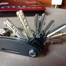 Bike tool key set (MOD)