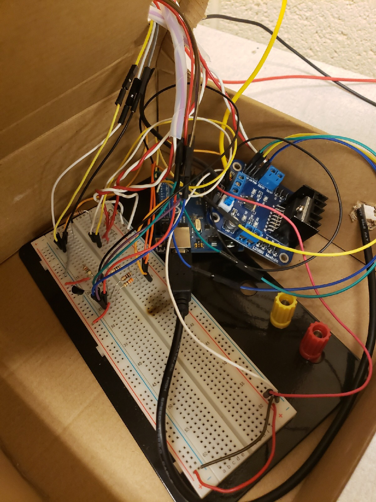 Picture of Product Wiring