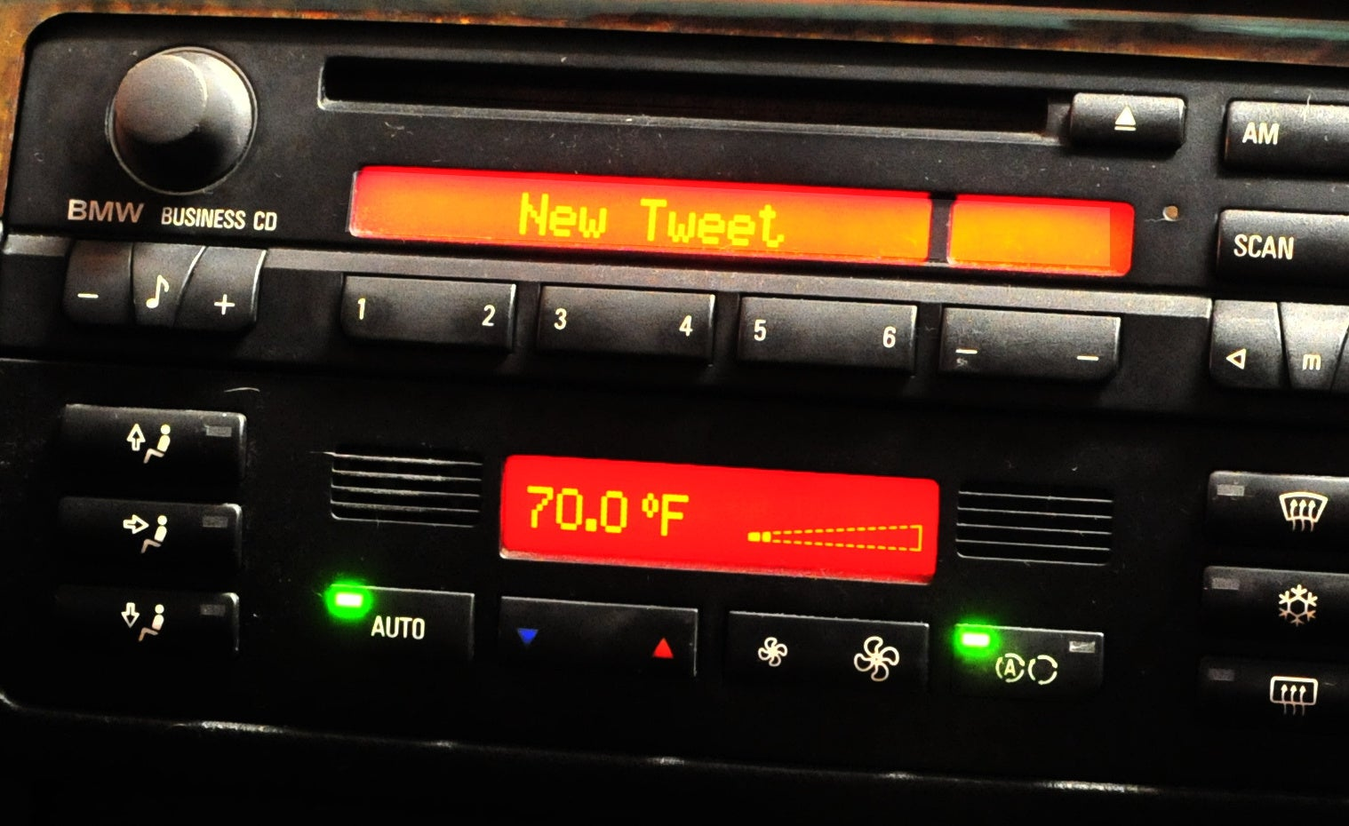 Hack Your Car 11 Steps With Pictures Ford Cd Changer Pinout