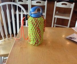Paracord Nalgene water bottles case