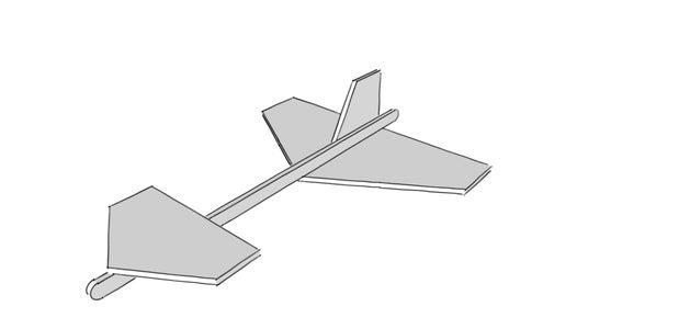 XCP - Experimental Canard Platform