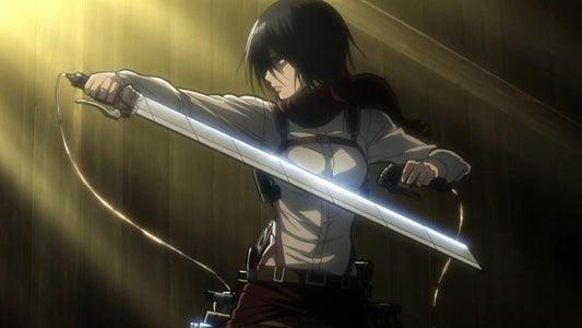 Attack on Titan Sword