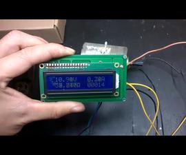 Make Digital Voltmeter Ammeter Voltage Current Meter With JLCPCB