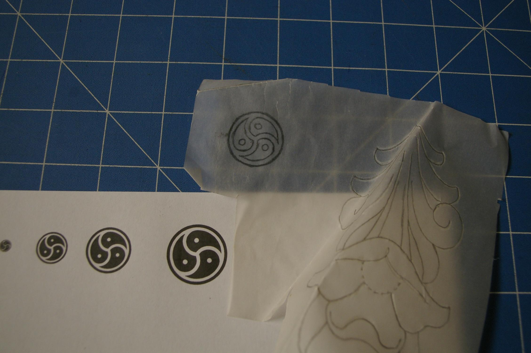 Picture of Stencils and Tracing Tools