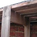 Pallet wood shelves,shelf