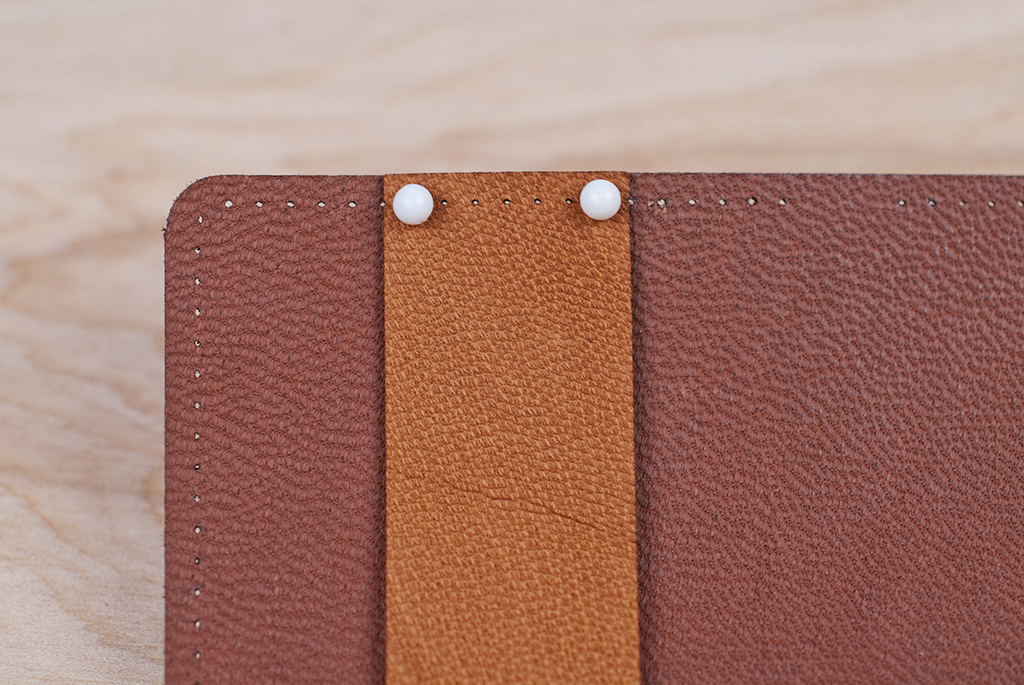 Picture of Stitching Pin Placement