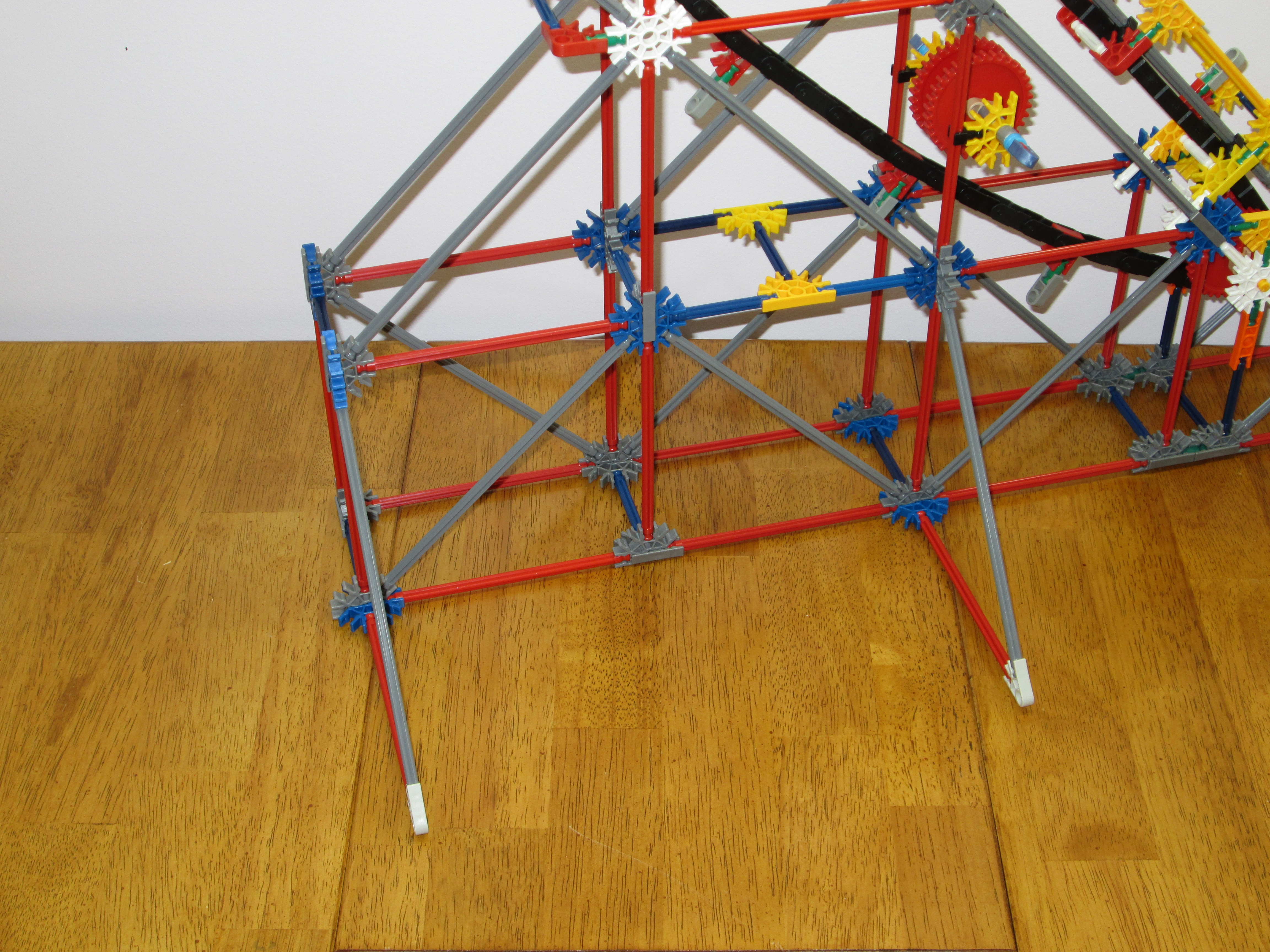 Picture of Optional: Supports for Structure