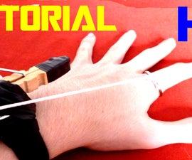 How to Make Gun Pistol Crossbow | Assassins Creed Unity