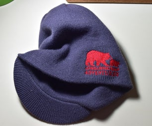 How to Get Rid of a Brim in a Beanie